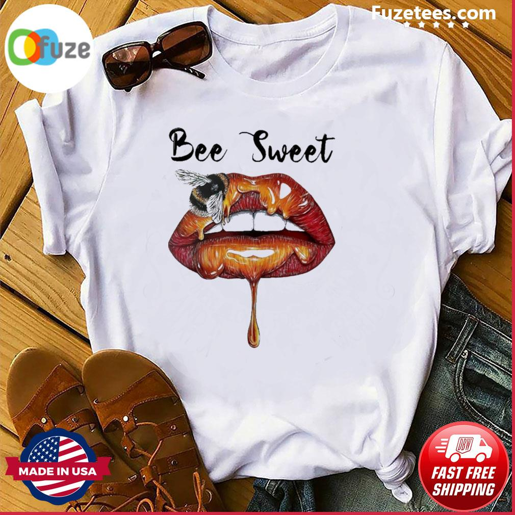 Lip Bee sweet shirt