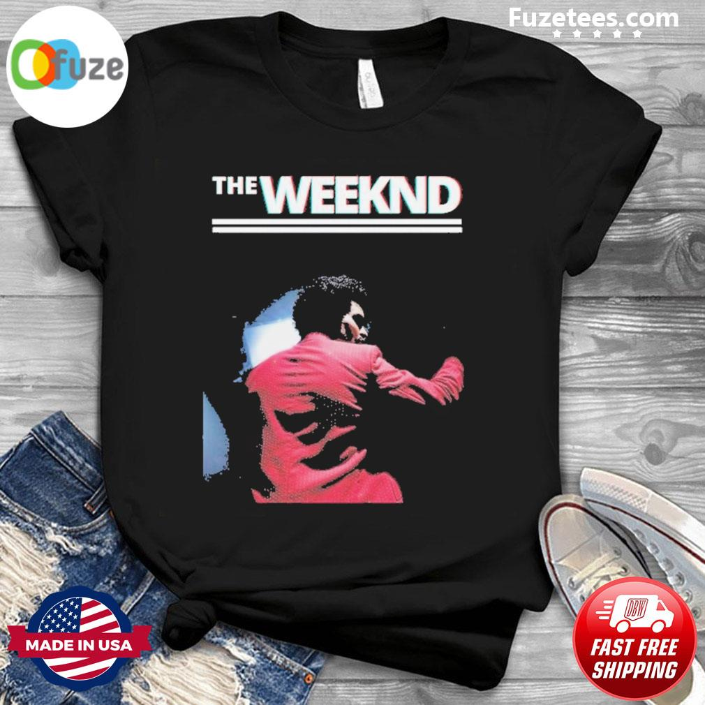 The Weeknd 2021 shirt