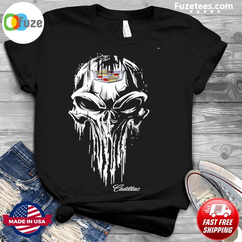 Skull Cadillac shirt