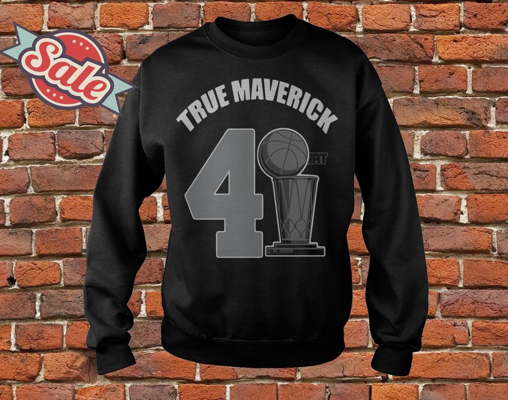 41 True Maverick sweater