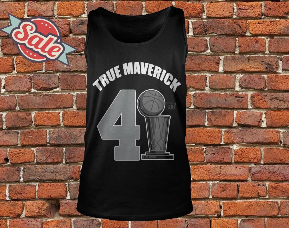41 True Maverick tank top