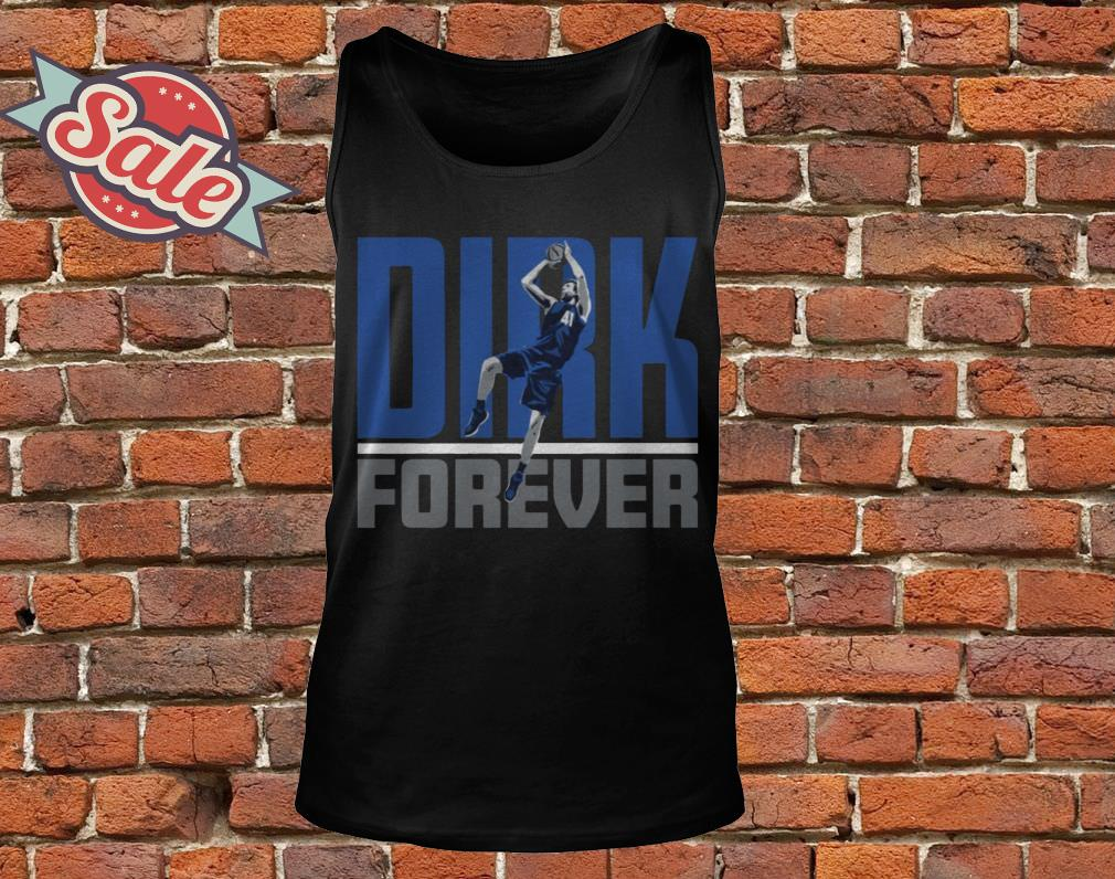 Dirk Forever tank top