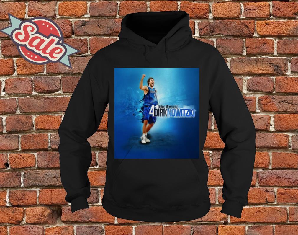 Dirk Nowitzki hoodie