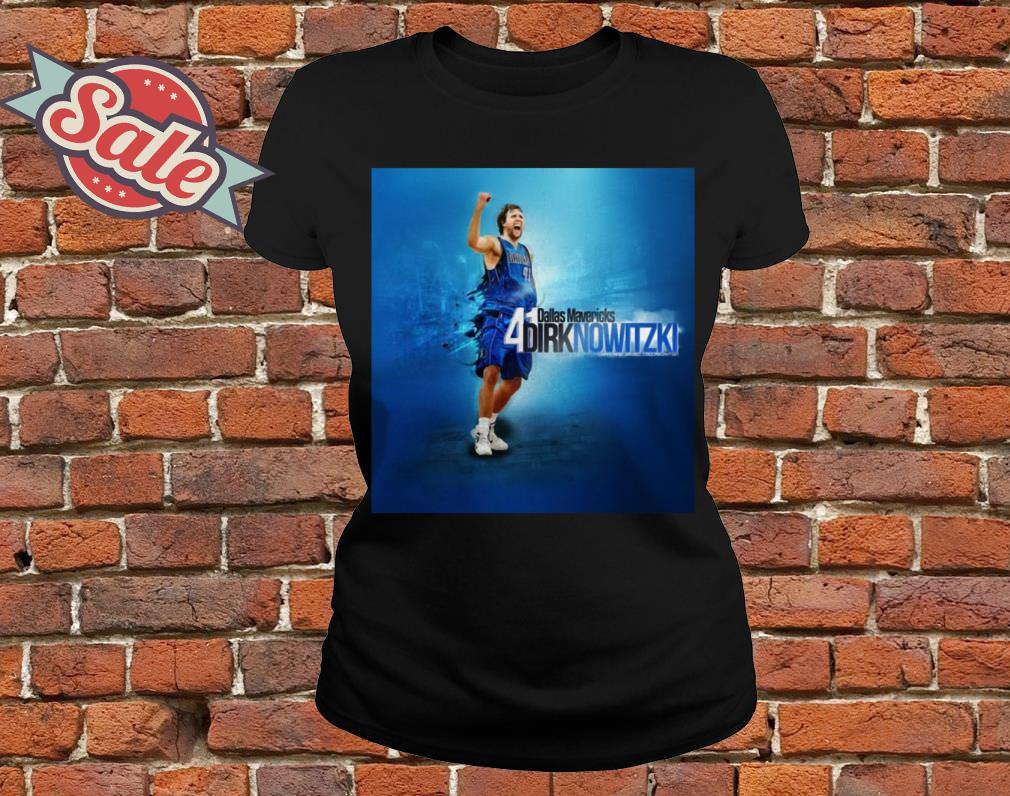 Dirk Nowitzki ladies tee