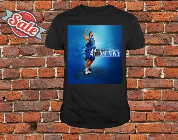 Dirk Nowitzki shirt
