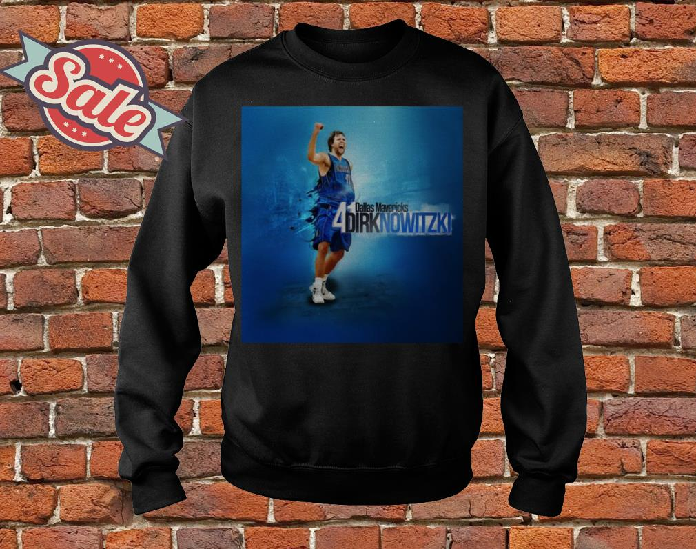 Dirk Nowitzki sweater