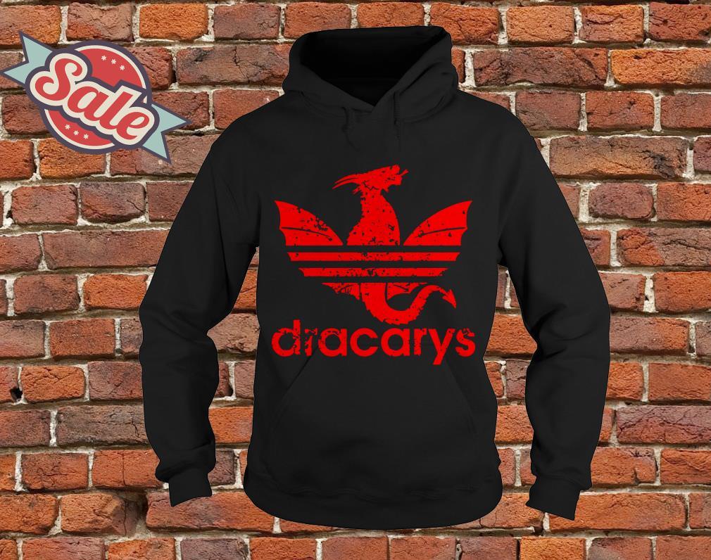 Game Of Thrones Dracarys Adidas hoodie