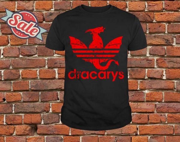 Game Of Thrones Dracarys Adidas shirt