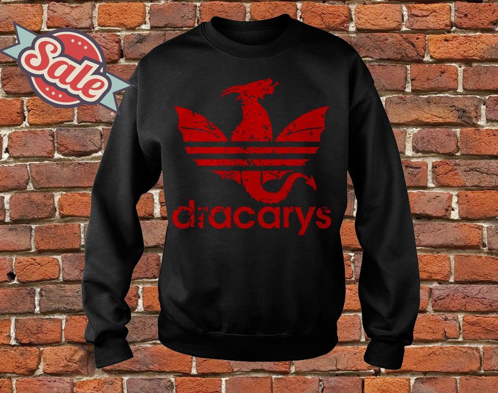Game Of Thrones Dracarys Adidas sweater