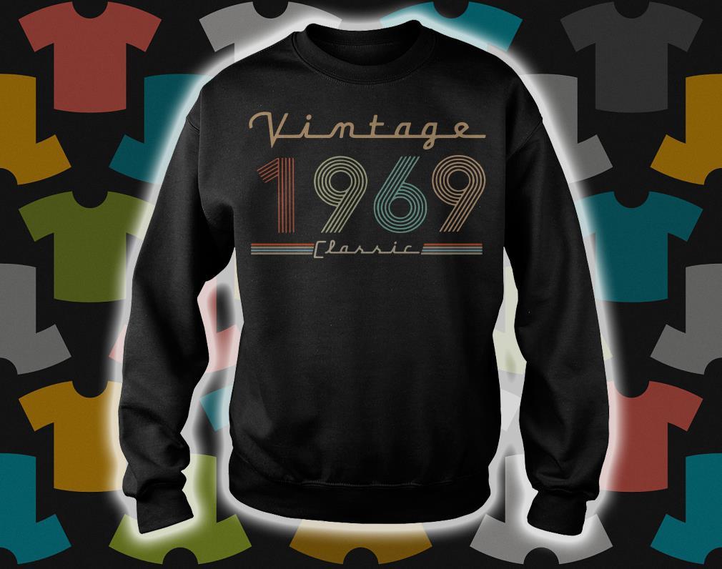 Mill/ésime 71e Anniversaire Sweatshirt Vintage Fabriqu/é en 1949