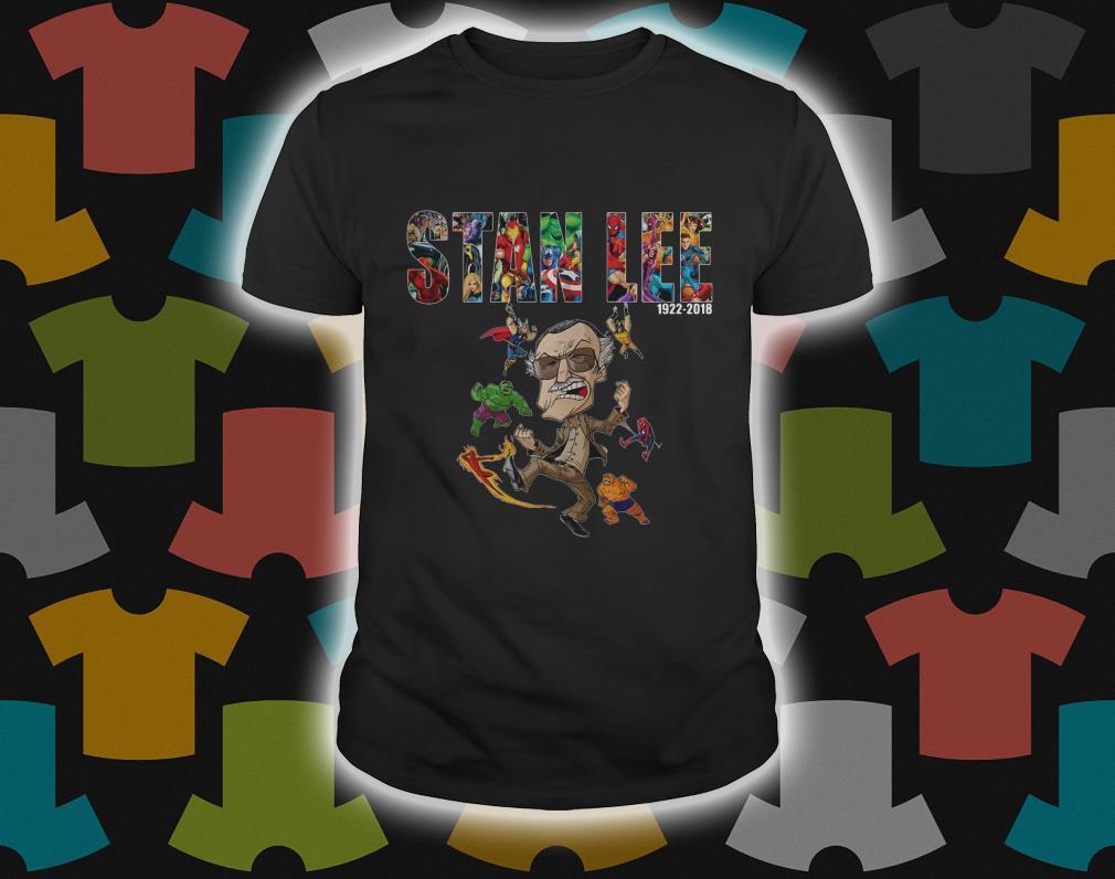 56d5379f Marvel Stan Lee Avengers Hulk Spiderman Comic Shirt, hoodie, tank ...