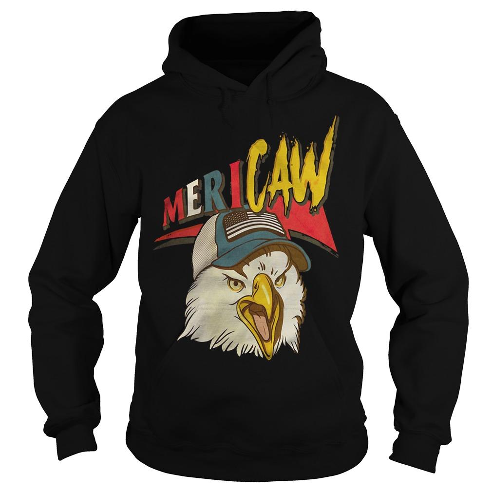 Eagle Mericaw hoodie