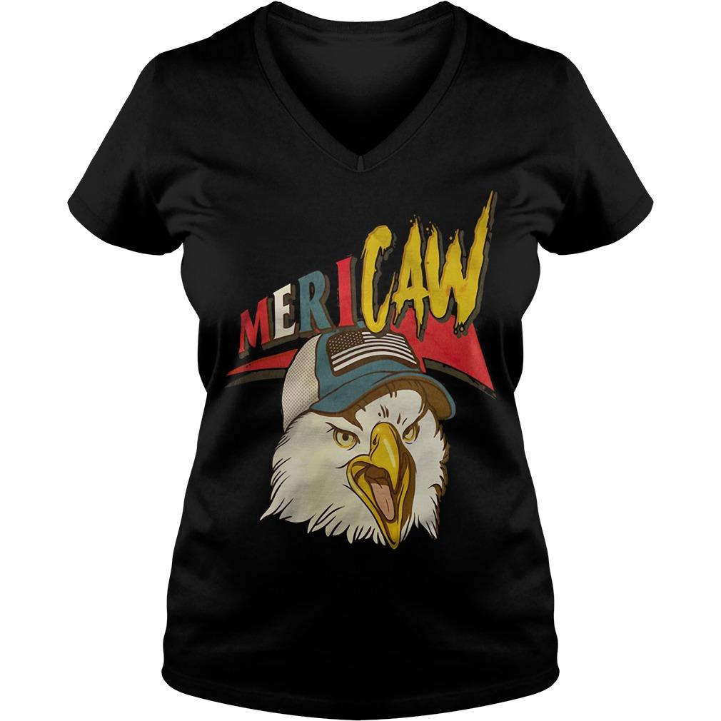Eagle Mericaw ladies tee
