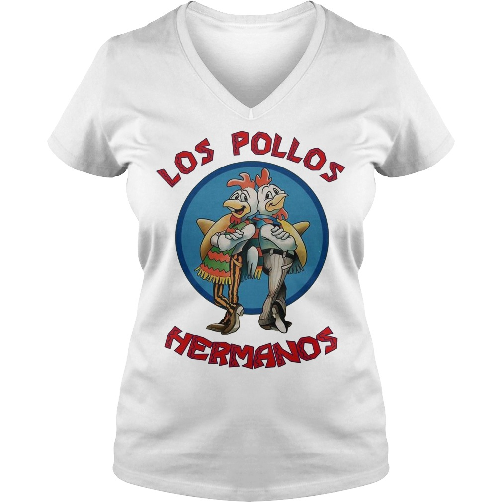Los Pollos Hermanos ladies tee