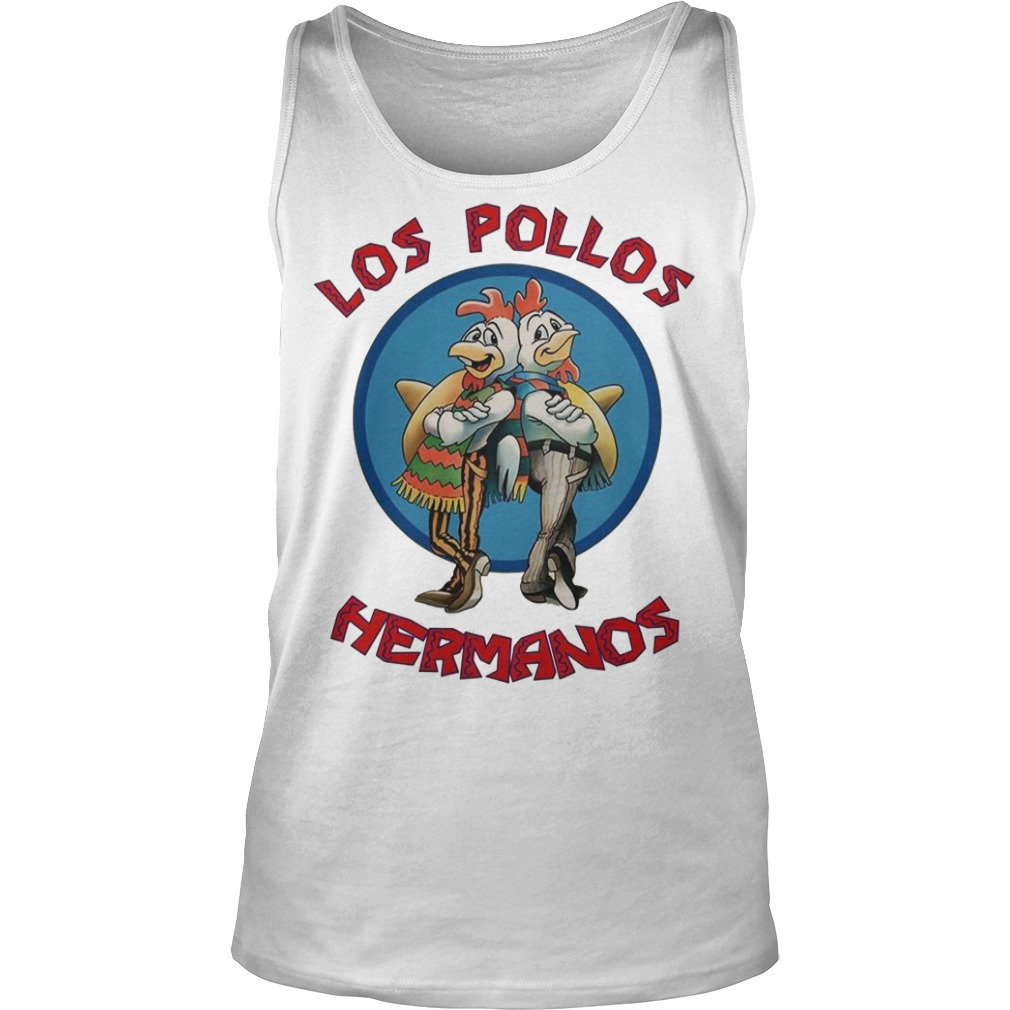Los Pollos Hermanos tank top