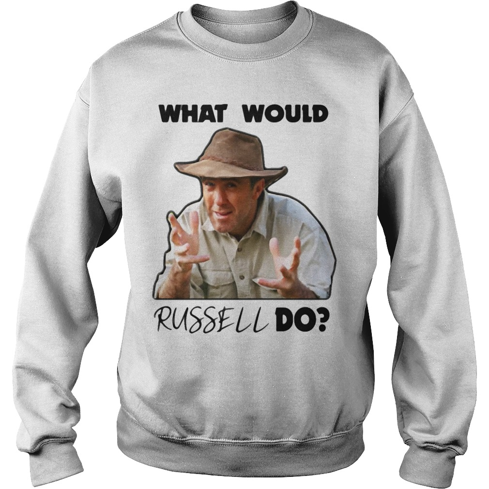 What Would Russel Do sweater