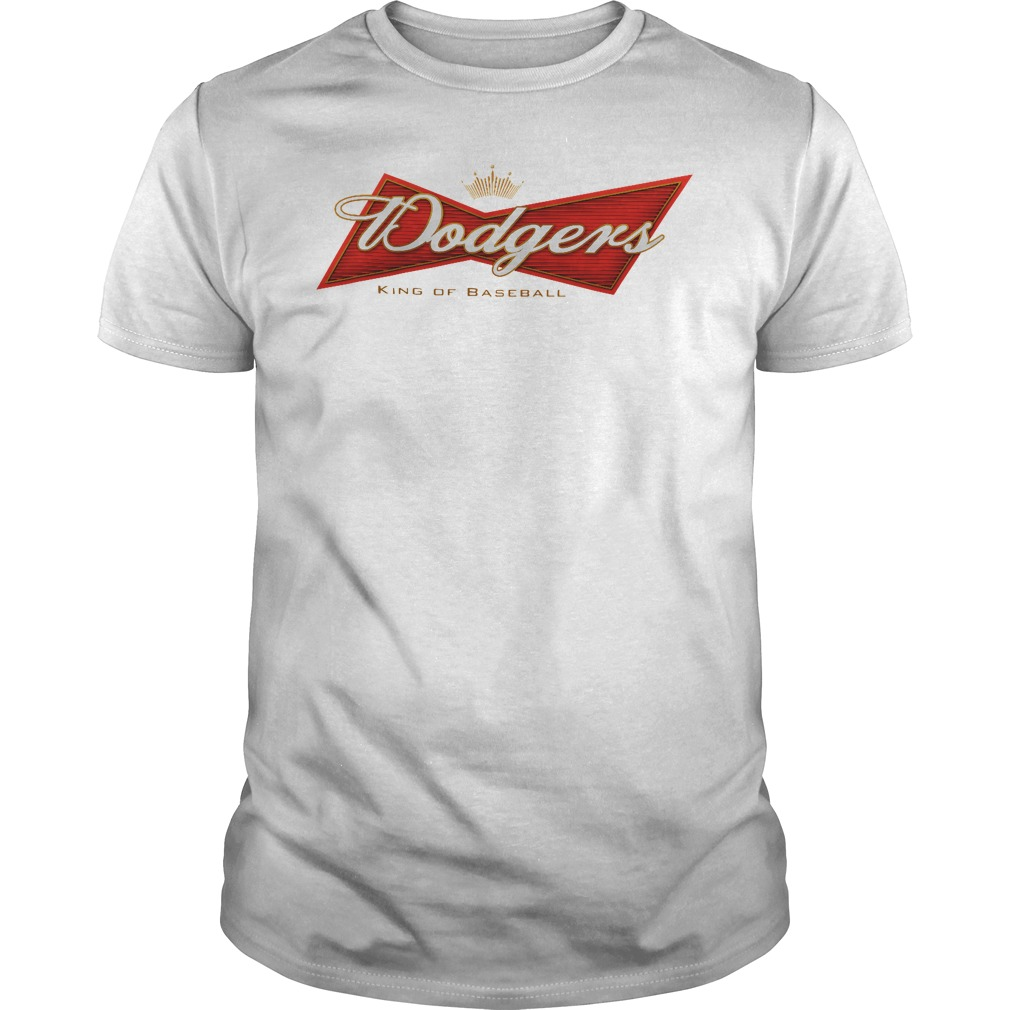 Los Angeles Dodgers king of baseball shirt