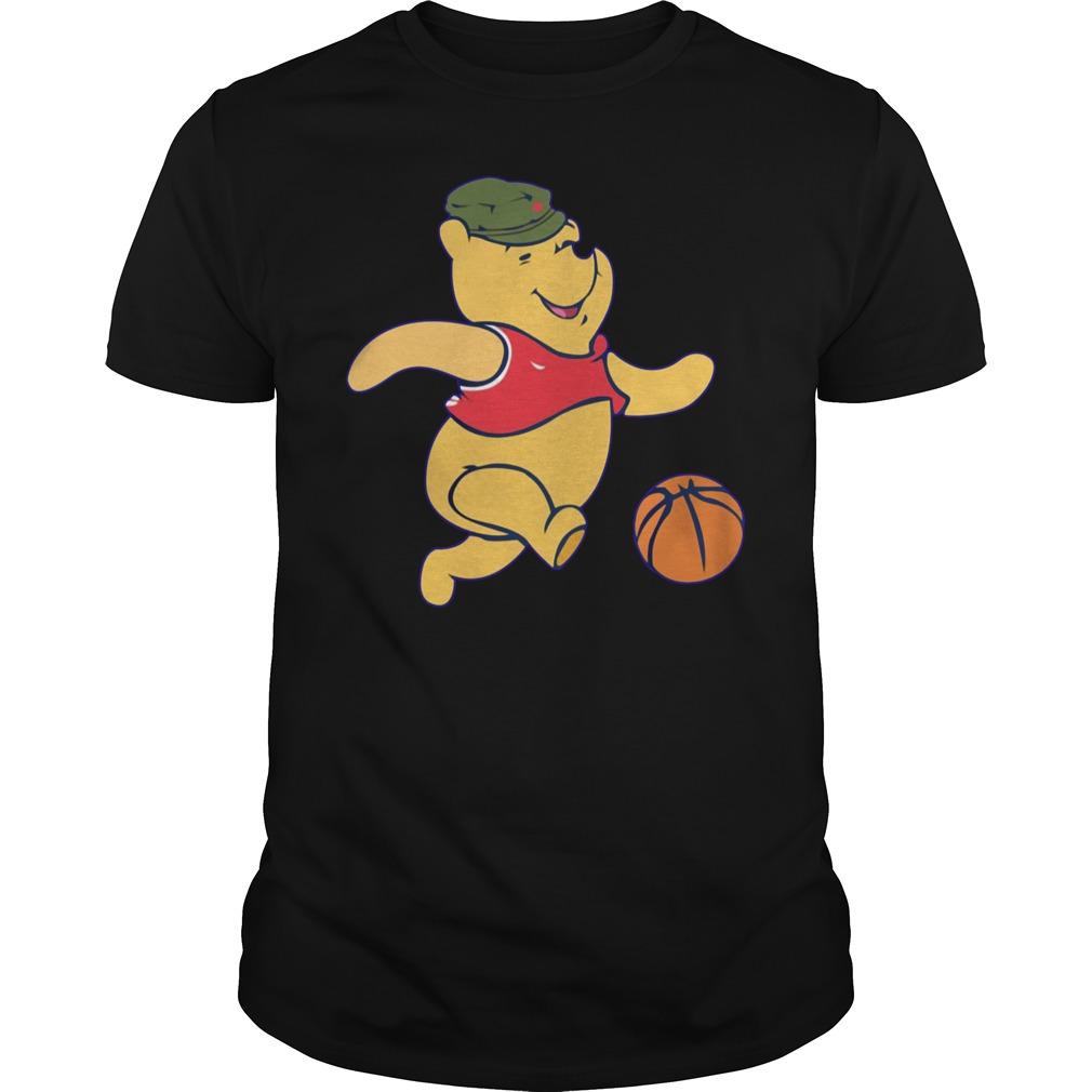 Winnie the Pooh Freedom Bear Shirt