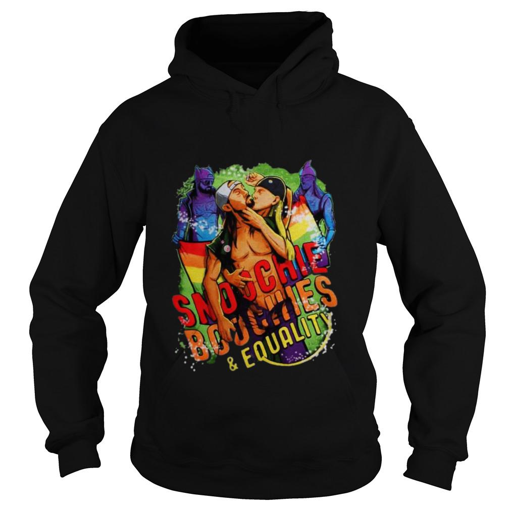 Jay And Silent Bob Reboot Snoochie Boochies And Equality hoodie