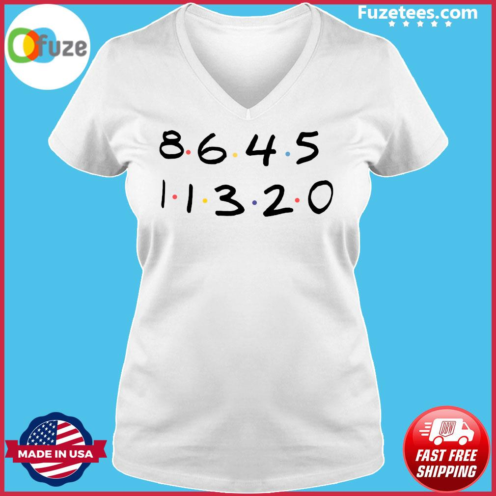 Number 864511320 yellow Simple but special s Ladies V-neck