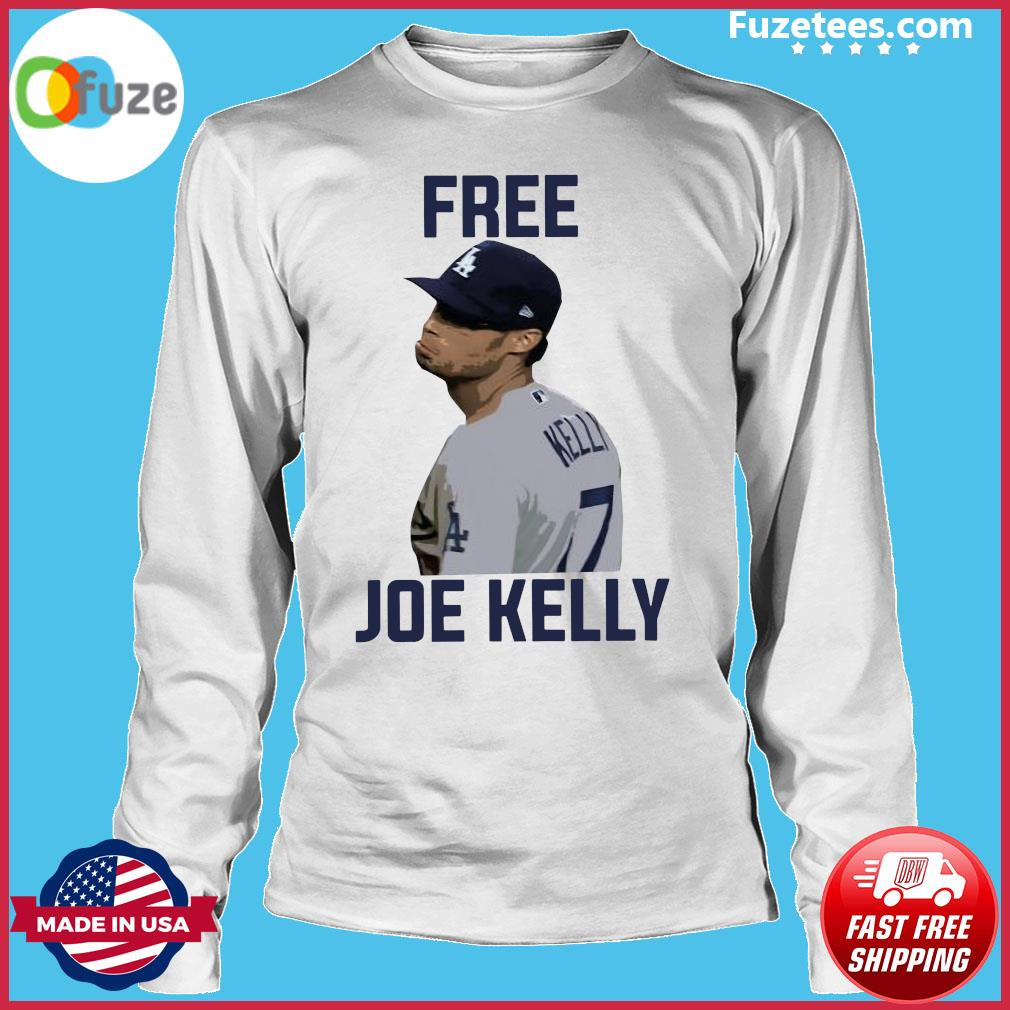 Free Joe Kelly Shirt Long Sleeve