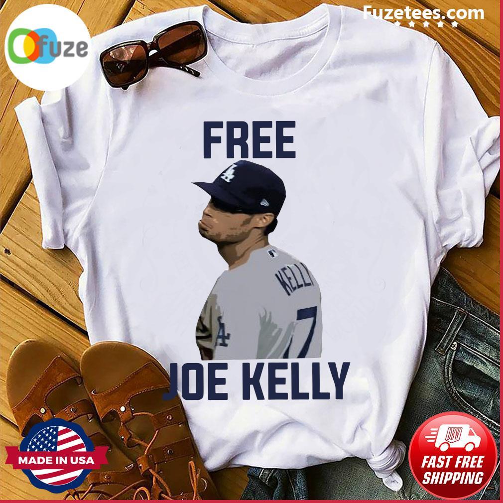 Free Joe Kelly Shirt