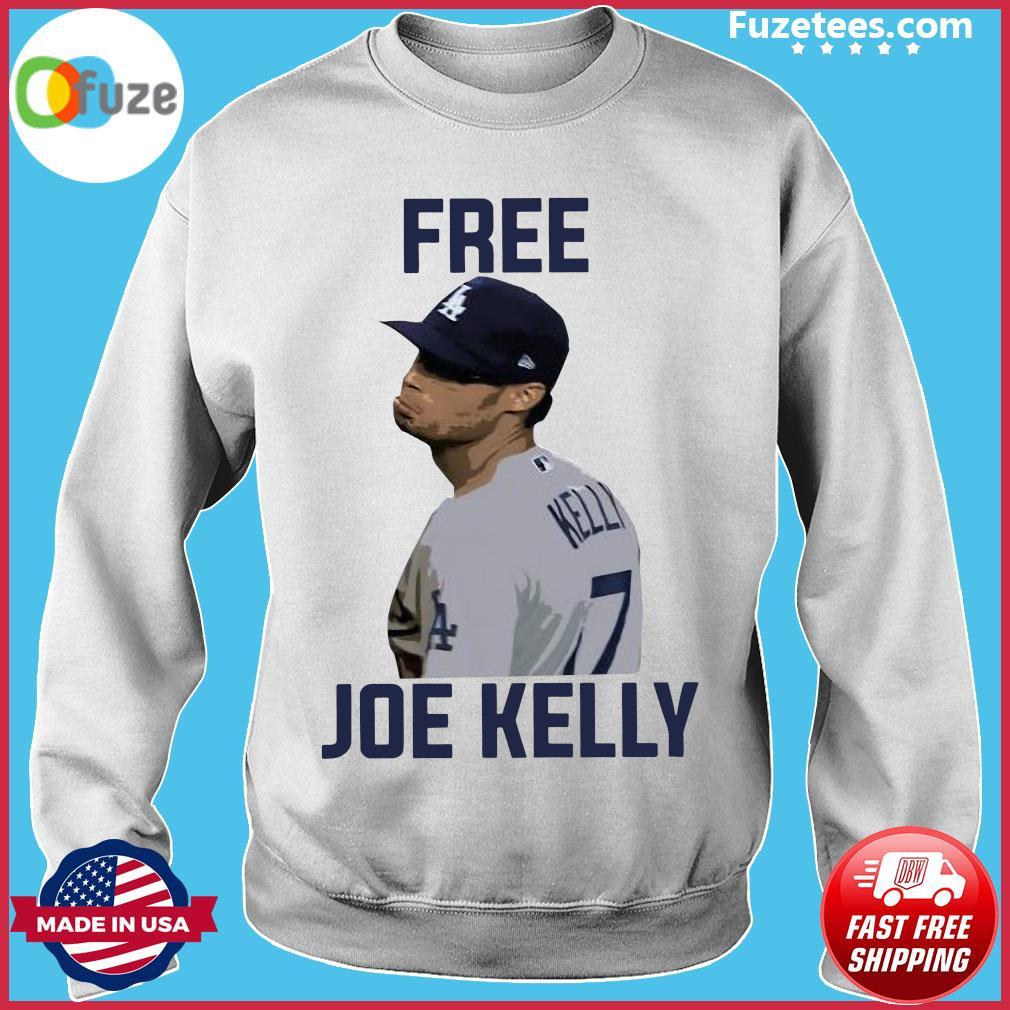 Free Joe Kelly Shirt Sweater
