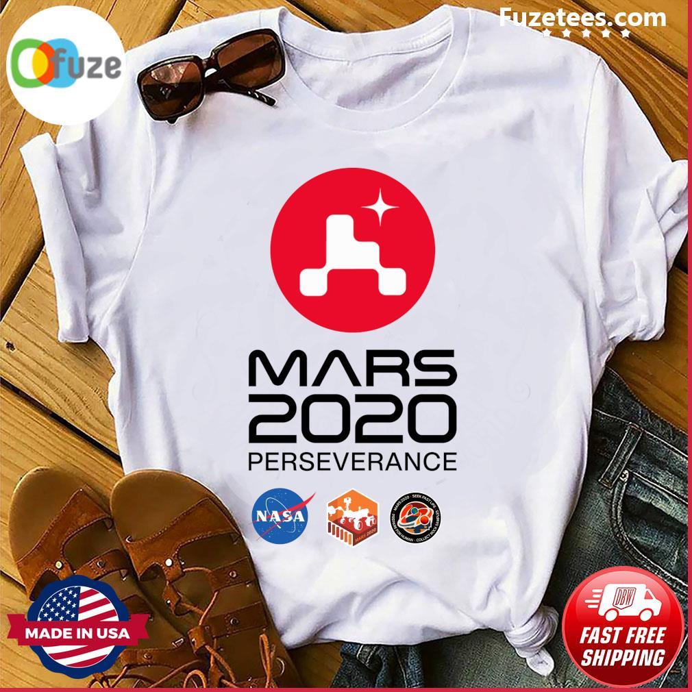 NASA Mars Rover Perseverance T-Shirt