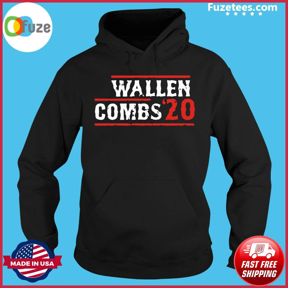 Wallen Combs 20 Shirt Hoodie