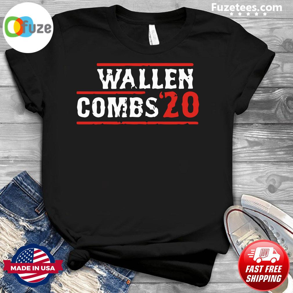 Wallen Combs 20 Shirt