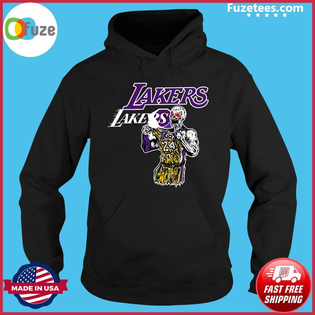 Warren Lotas La Lakers Kobe Bryant Warren Lotas Official T-Shirt Hoodie