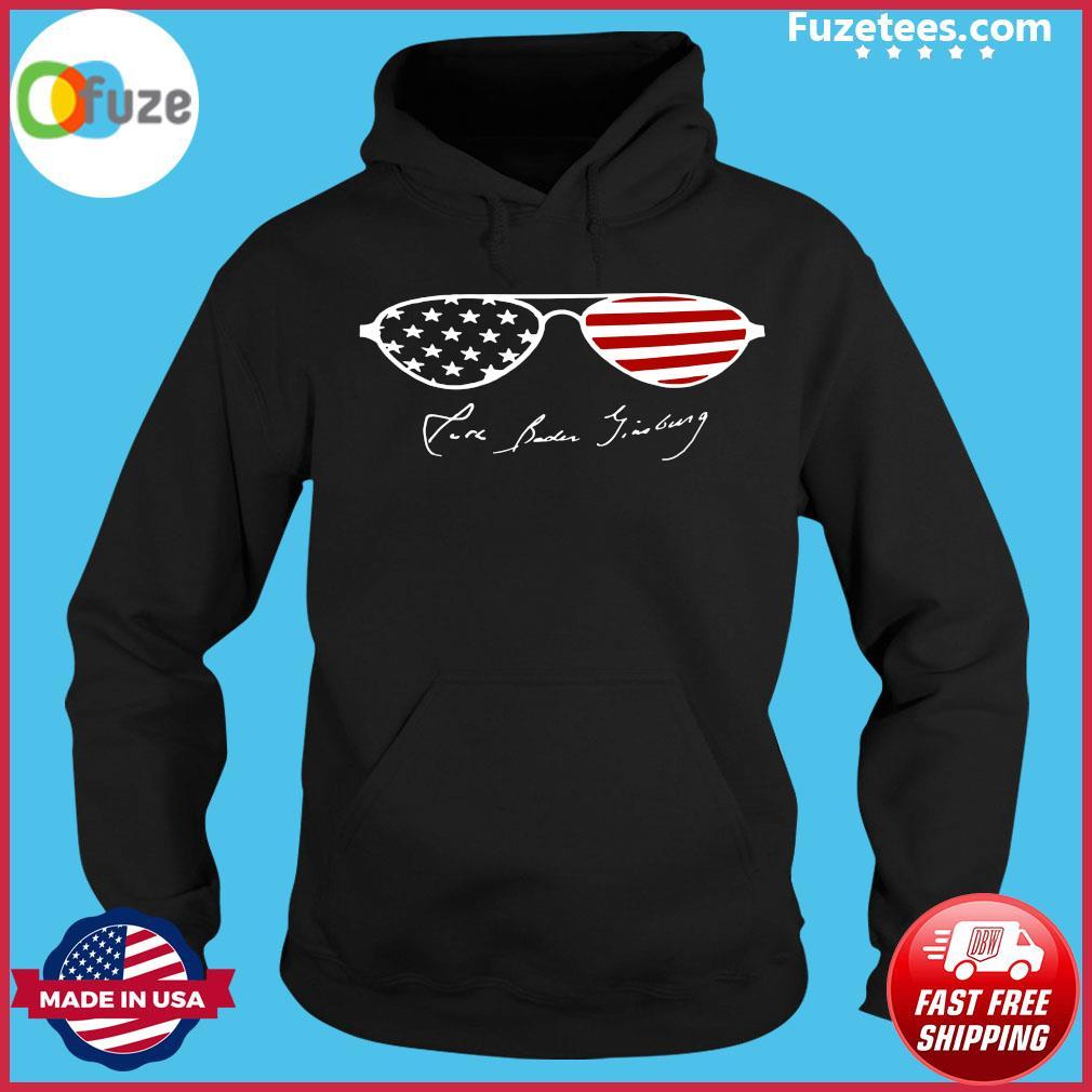 Glasses American Flag Pure Biden Jiadong Shirt Hoodie