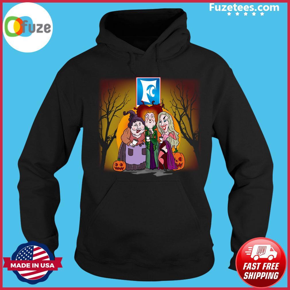 Hocus Pocus Sanderson Sisters Food City Halloween Pumpkin Shirt Hoodie