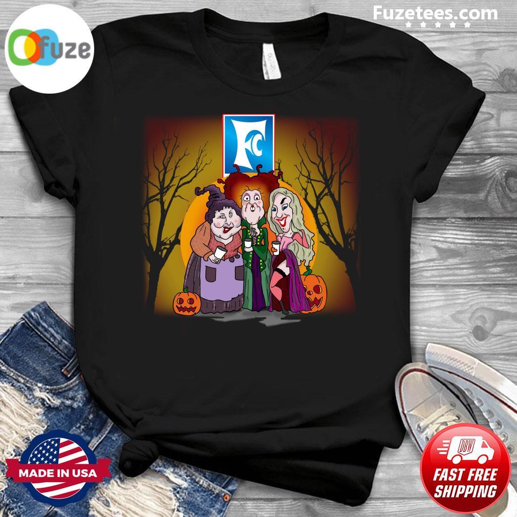 Hocus Pocus Sanderson Sisters Food City Halloween Pumpkin Shirt