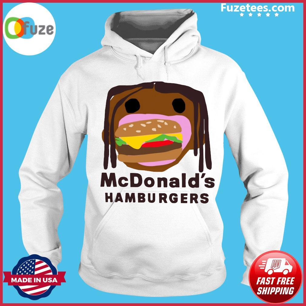 McDonald's Hamburgers s Hoodie