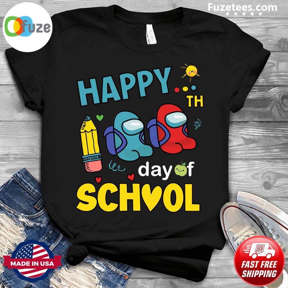 Among Us Impostor Happy School Shirt