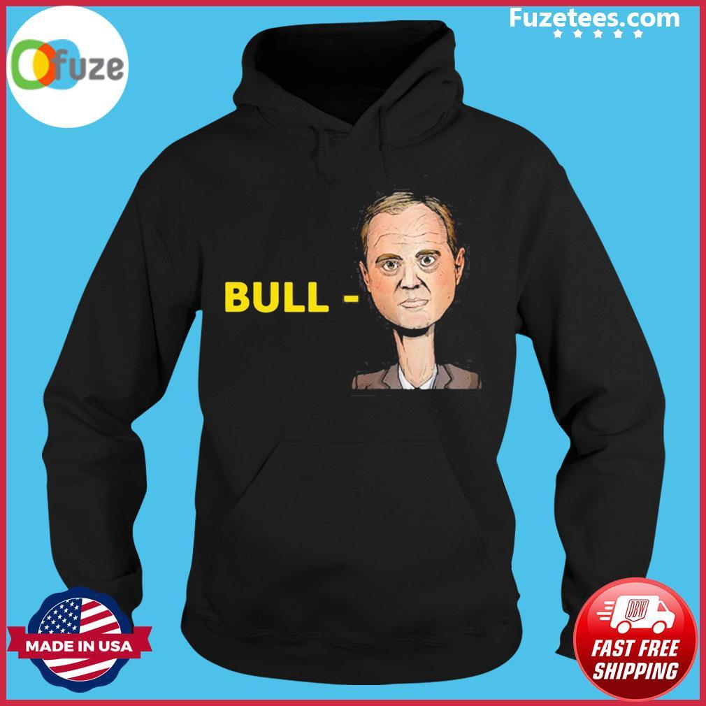 """""""Bull-Schiff"""" Shirt Hoodie"""