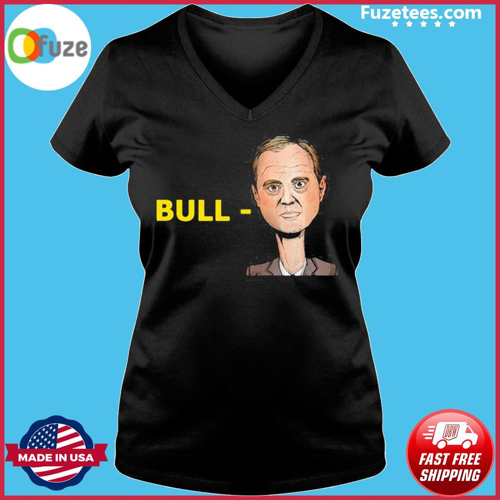 """Bull-Schiff"" Shirt Ladies V-neck"