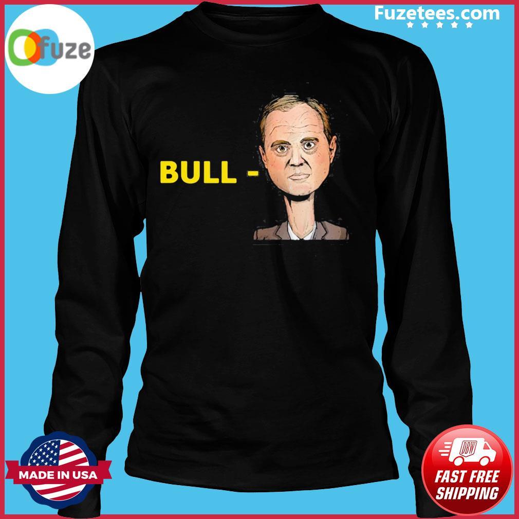 """Bull-Schiff"" Shirt Long Sleeve"