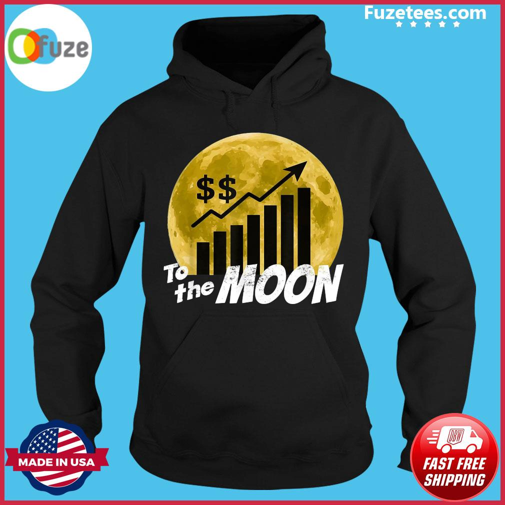 $GME Game To The Moon 2021 Shirt Hoodie