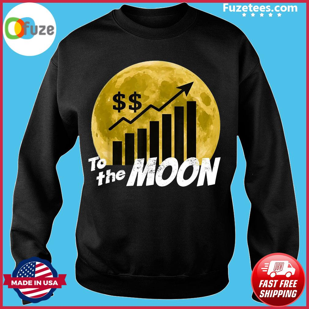 $GME Game To The Moon 2021 Shirt Sweater